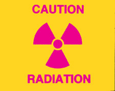 CAUTION RADIATION