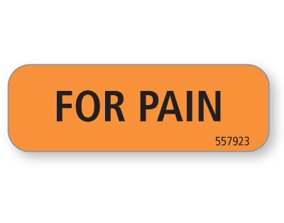 FOR PAIN
