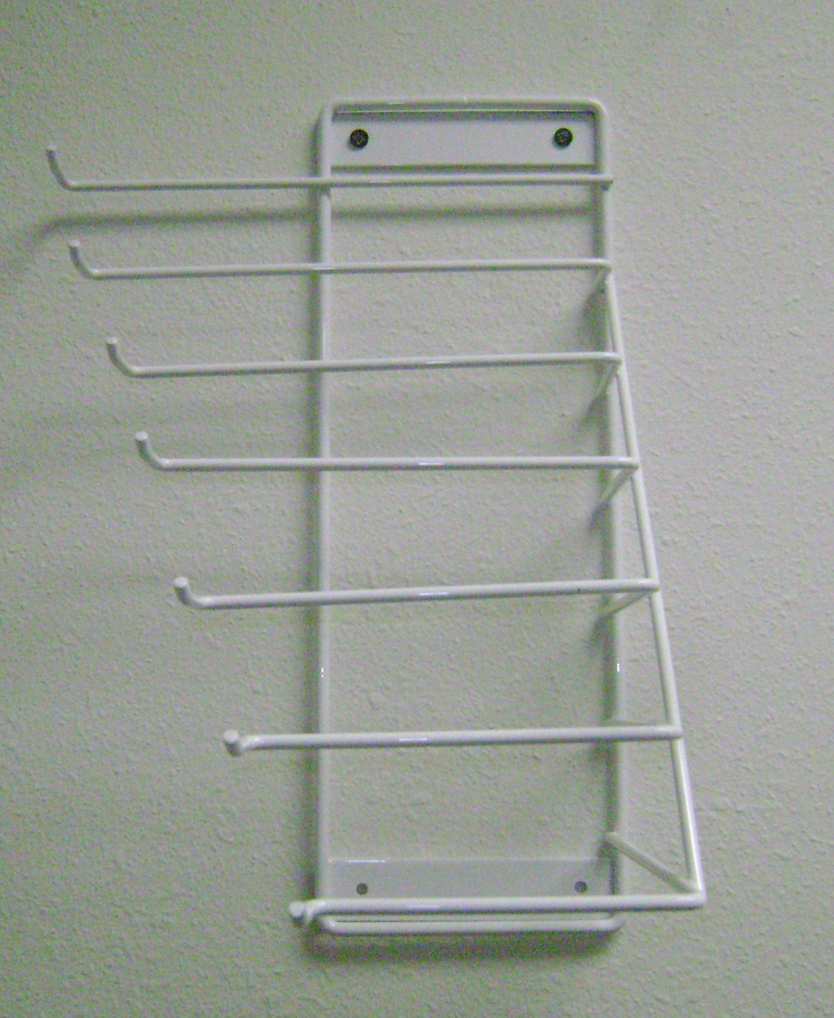 Saf T Clear Rack