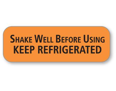 Shake Well Before Using Label Vetrimark